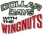 $1 Admission to Wichita Wingnuts