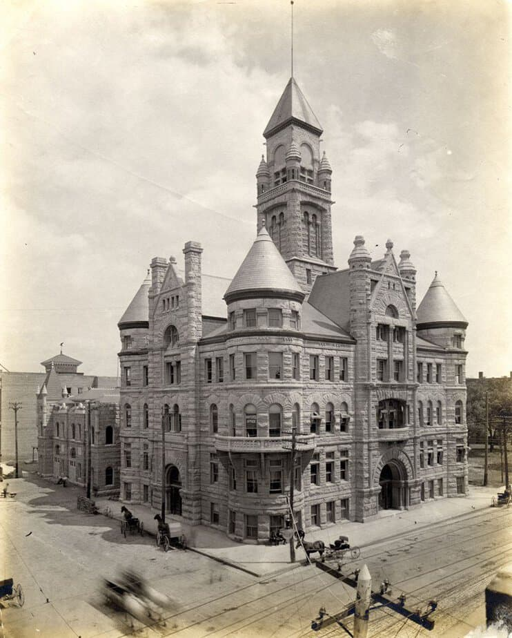 Wichita-Sedgwick County Historical Museum in Wichita's Old City Hall Building