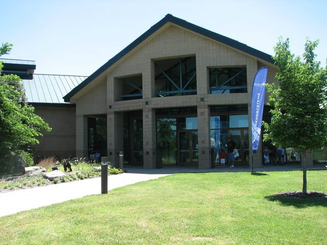 Great Plains Nature Center in Wichita, KS