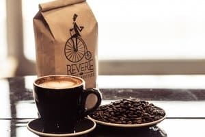 reverie coffee roasters grand opening event