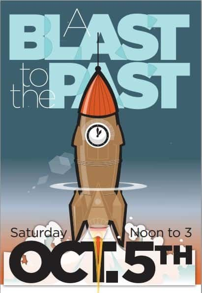 Blast To The Past Block Party At The Wichita Sedgwick