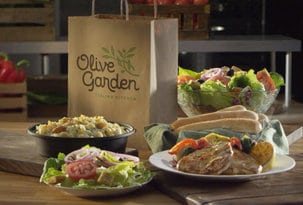 Olive Garden buy one take one promotion