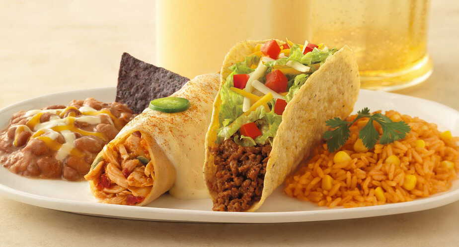 On the Border Create-your-own-Combo meal