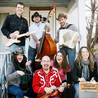 Mudbugs will perform in Wichita at a FREE lunchtime concert downtown