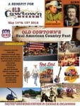 Real American Country Fest at Old Cowtown in Wichita