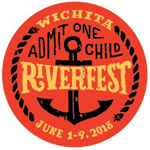 Purchase 2018 Child Riverfest button online for the earlybird discount!