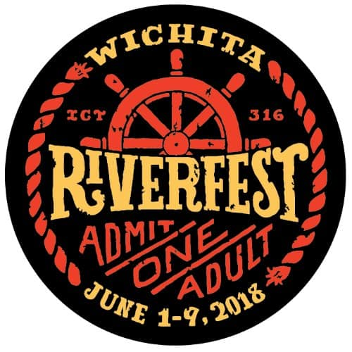 2018 Riverfest button online for earlybird rate!