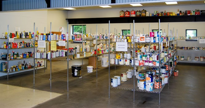 Household Hazardous Waste Facility Wichita KS