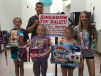 The Awesome Toy Sale