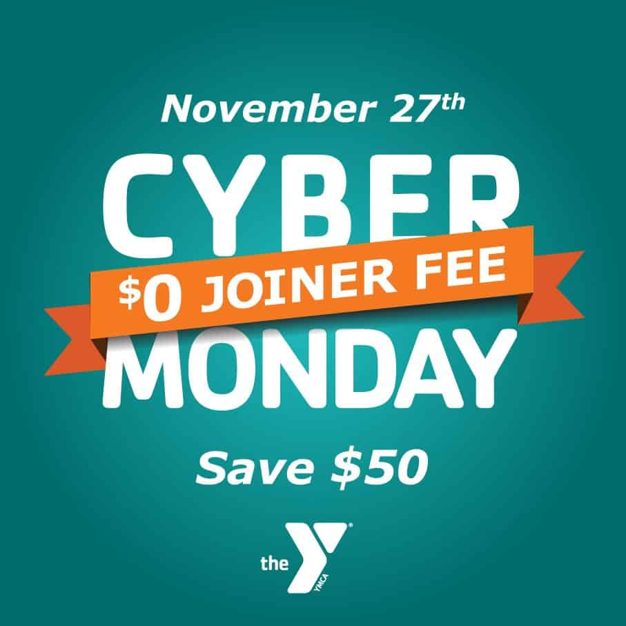 YMCA Wichita Cyber Monday deal
