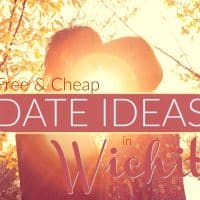 Inexpensive date night ideas for people who live in Wichita