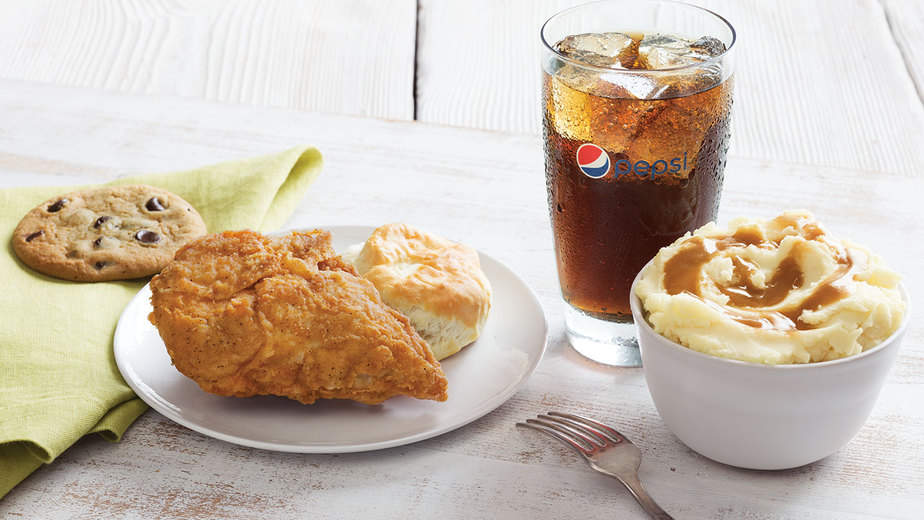 KFC's $5 fill up meal
