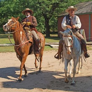 National Day of the Cowboy at Old Cowtown Museum
