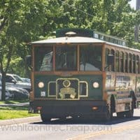 Wichita Q-line Trolley (free)