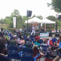 Free jazz concert at Bradley Fair in Wichita