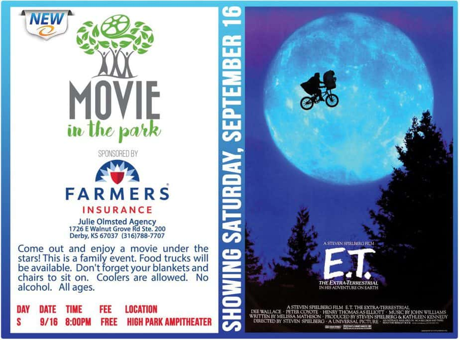 Movie in the Park - High Park in Derby