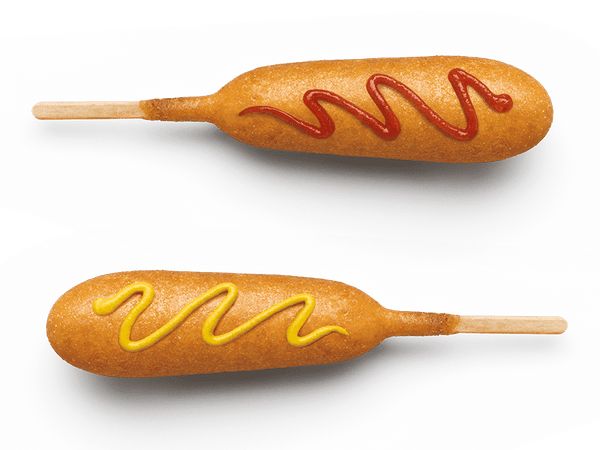 Corn dogs at Sonic Drive In