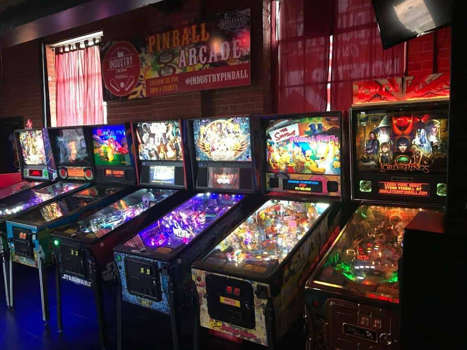 places to play pinball in wichita. Black Bedroom Furniture Sets. Home Design Ideas