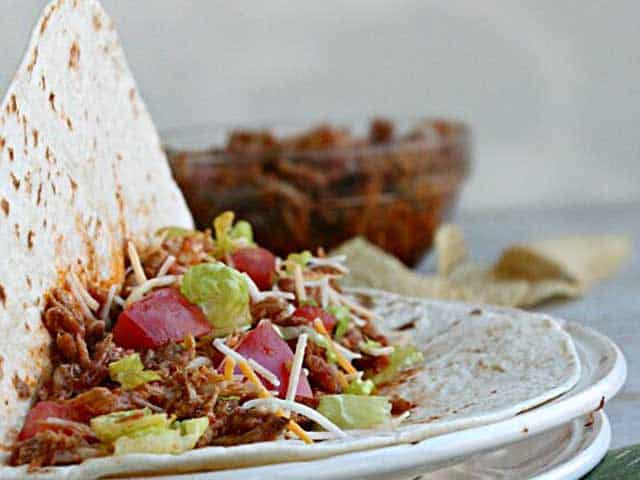 pork tenderloin slow cooker tacos