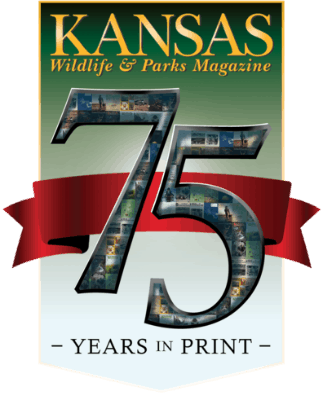 Kansas Wildlife & Parks Magazine 75th anniversary subscription deal