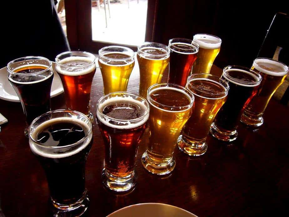 Augustino Brewing Company offers beer tasting classes for a limited time!