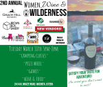 wine, women, and wilderness from Coleman Factory Outlet