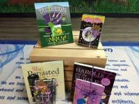 Gift bundles from Blue Baboon bookstore