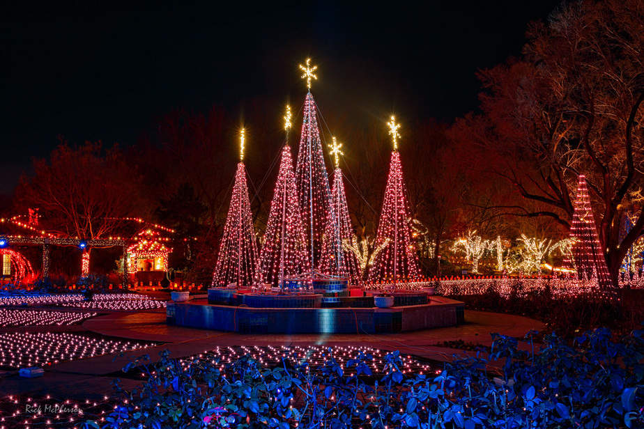 Botanica Illuminations in Wichita KS