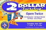 $2 Tuesday Summer Kick-Off at Carousel Skate Center