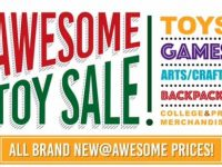 AWESOME TOY SALE!!! Friday, Saturday, and Sunday November 23-25, 2018 in Wichita KS at the K-State Research and Extension / Sedgwick County Extension building