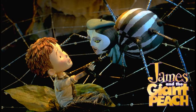 Wichita Orpheum Summer Family Film Series: James and the Giant Peach