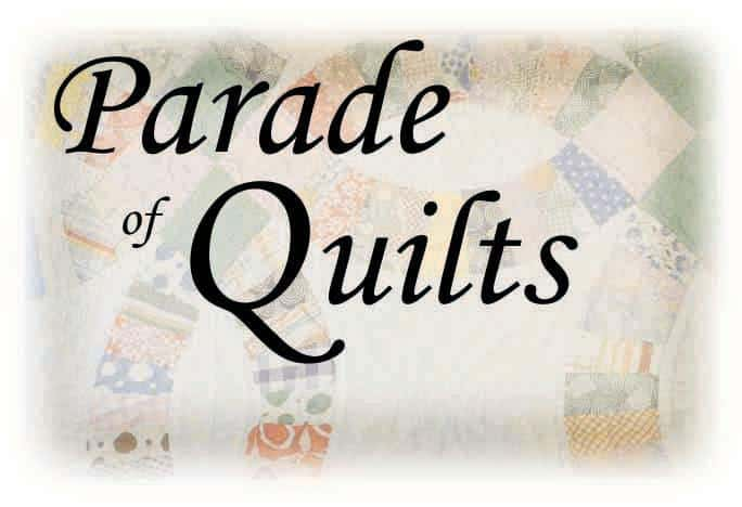 Parade of Quilts in Yoder, Kansas