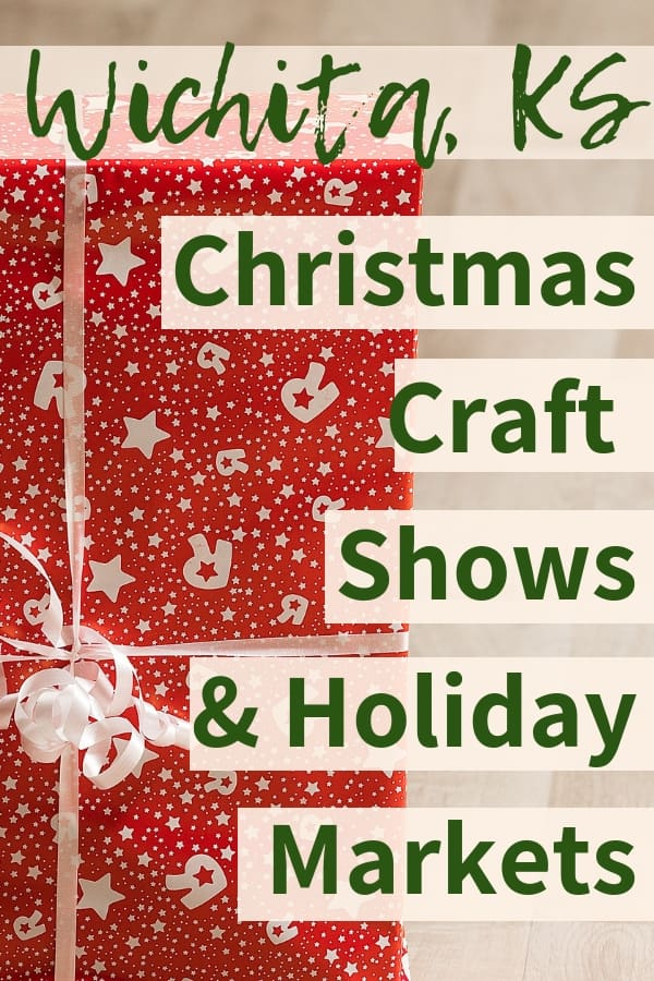 Shop local this holiday season. Full schedule of Christmas Craft Shows and Holiday Markets in Wichita Kansas