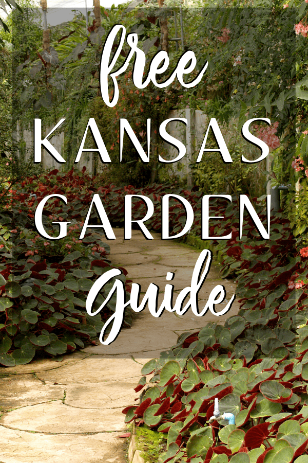 FREE Kansas Garden Guide from K-State Extension