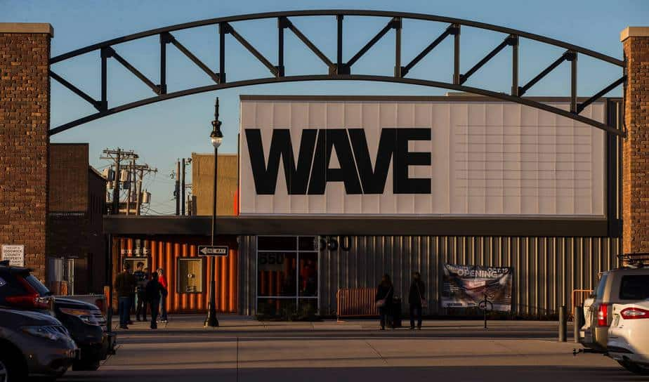 Upcoming events at Wave Venue
