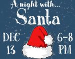 A Night with Santa Haysville 2019
