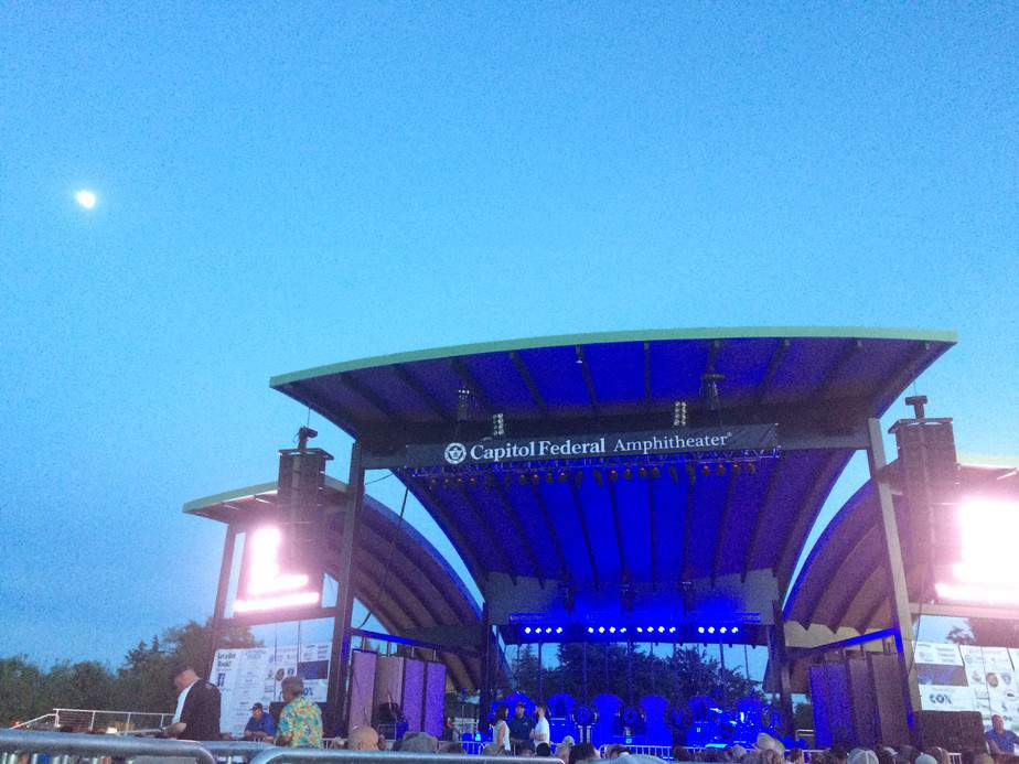 Capitol Federal Amphitheater in Andover Kansas