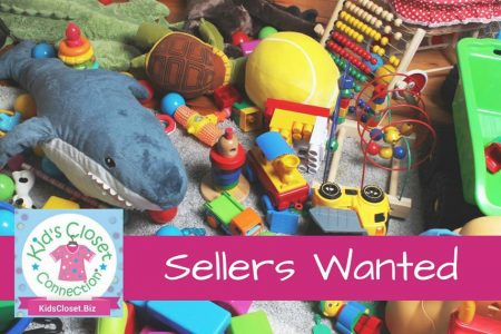 sell at consignment sale Kids Closet Connection Wichita