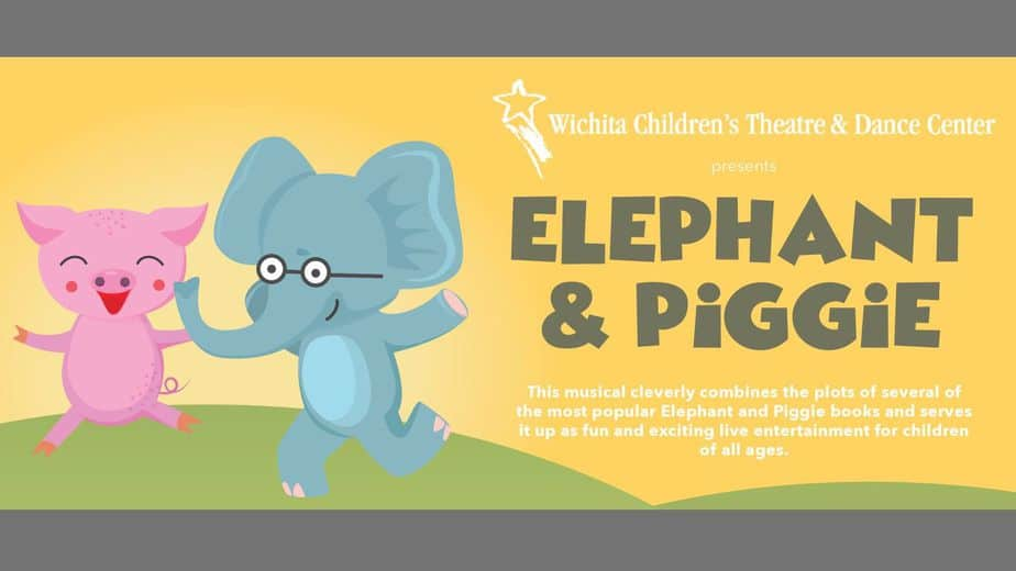 free musical for kids, elephant and piggie
