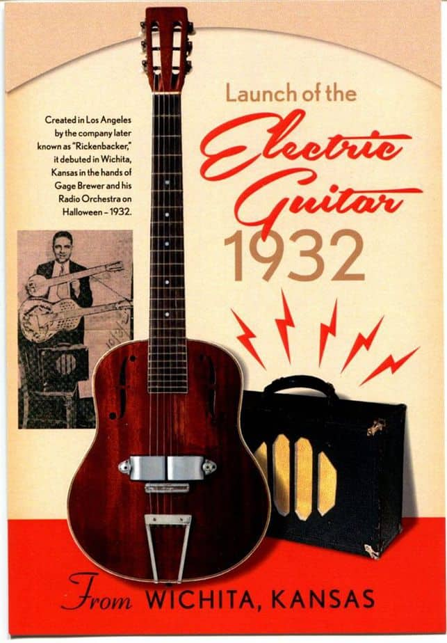 1932 ELECTRO owned by Gage Brewer and debuted in Wichita, KS