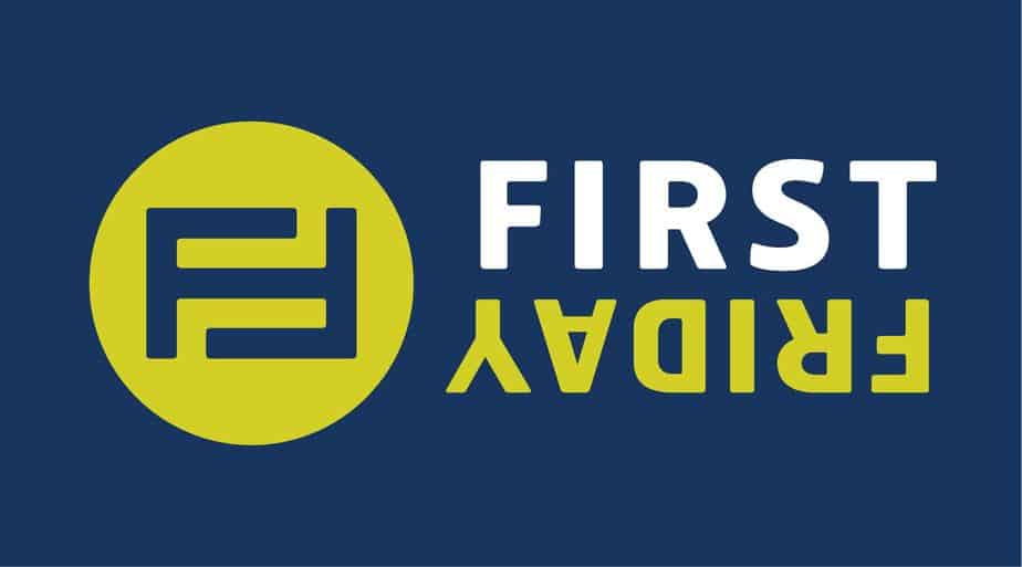 First Friday Wichita KS logo