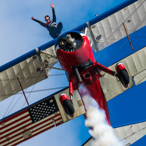 Greg Shelton Airshows planned for McConnell AFB open house and flight festival