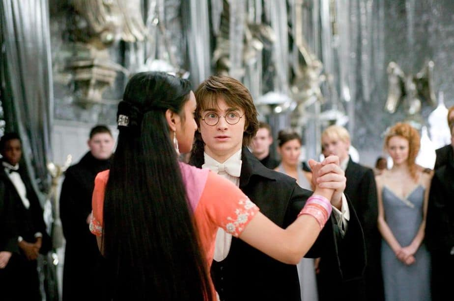 Harry Potter Yule Ball Facebook post