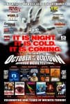 Horrorfest October at the Old Town flyer