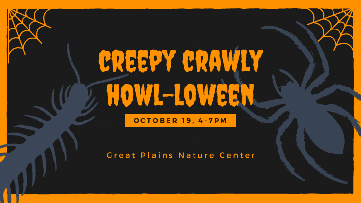 Howl-loween at the Great Plains Nature Center