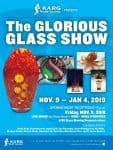"FREE ""Glorious Glass Show"" at Karg Art Glass"