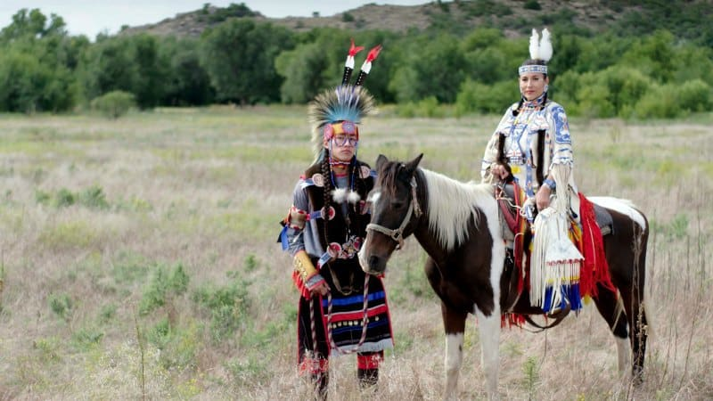 Free admission to Wichita Indian Center in partnership with KPTS documentary Native America