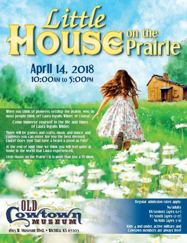 Little House on the Prairie event at Old Cowtown Museum in Wichita