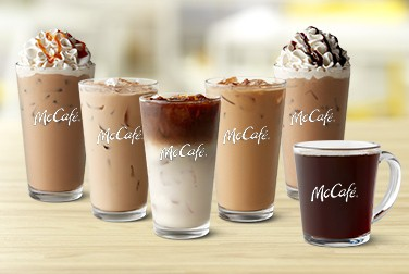 McDonald's National Coffee Day deal 2019