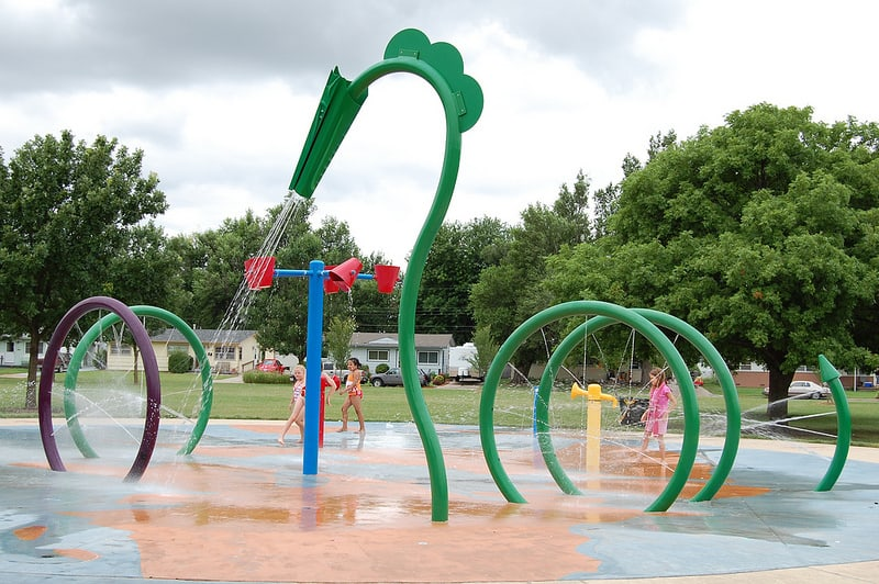 Osage Park Splashground